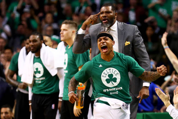 What happened to Isaiah Thomas should end the idea of loyalty being part of the NBA