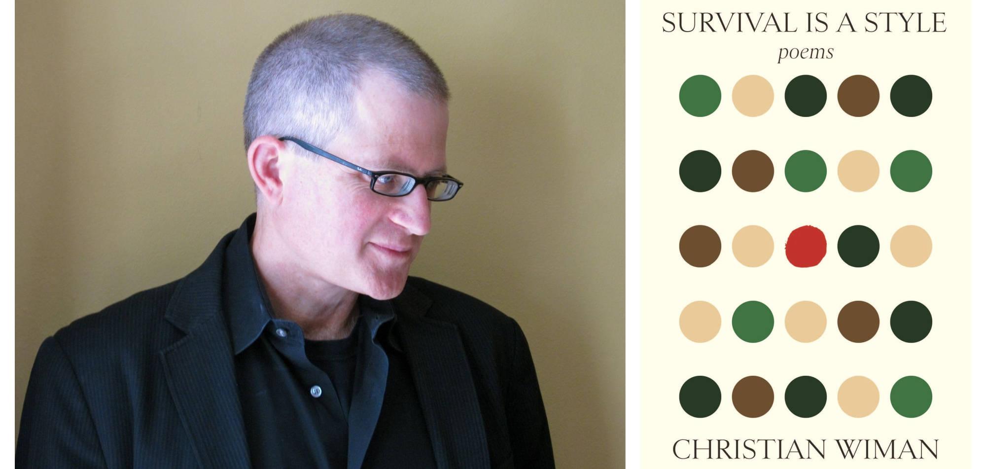 Christian Wiman (Courtesy of Yale University); FSG