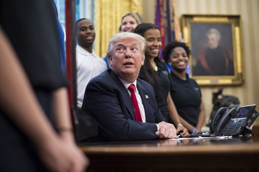 The Daily 202  Loyalty is a one-way street for Donald Trump - The ... a8173aa190e6