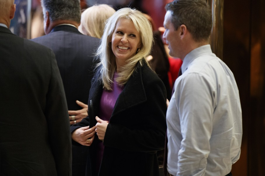 Monica Crowley Porn Days - The Daily 202: Donald Trump embraces the risky 'Madman Theory' on foreign  policy - The Washington Post