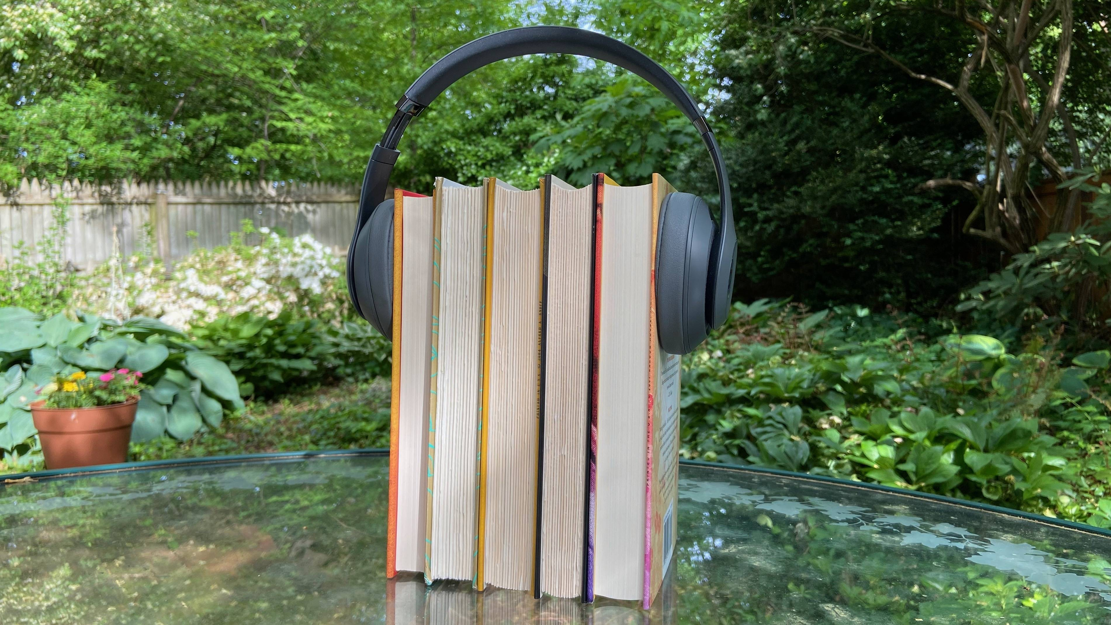 What's your favorite bookish podcast? (Ron Charles/The Washington Post)