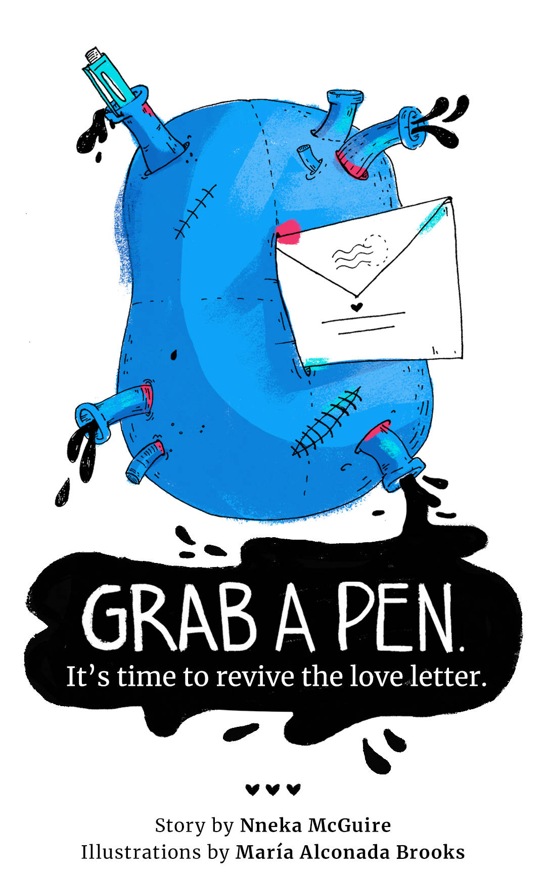 How to write a love letter the right way