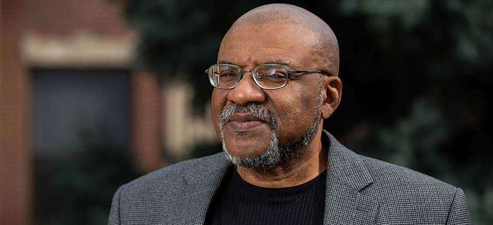 Kwame Dawes, the new editor of the American Life in Poetry column. (John Peterson/AP Images for Poetry Foundation)