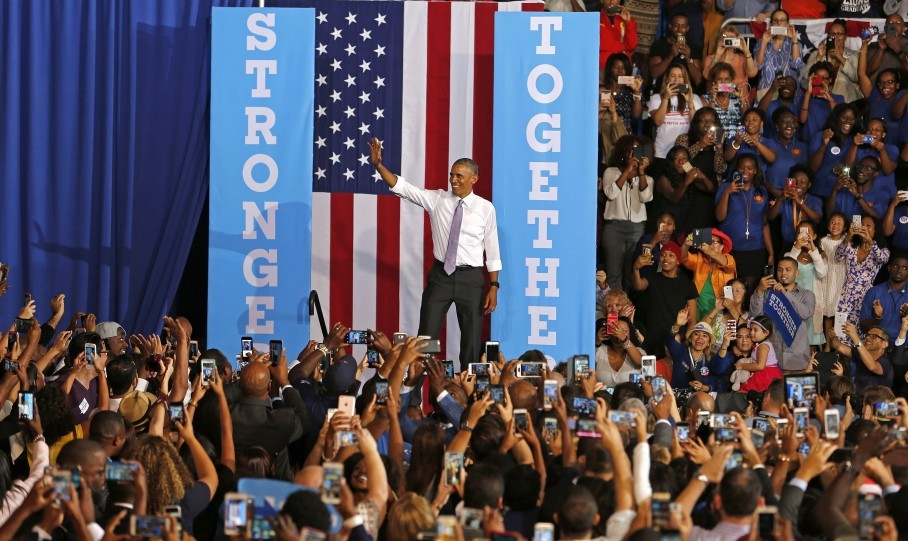The Daily 202 Barack Obama is coming to a TV near you The – Planned Parenthood Miami Gardens