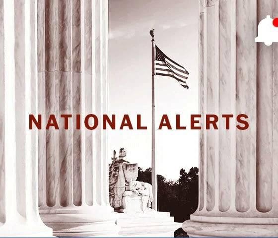 NATIONAL ALERTS
