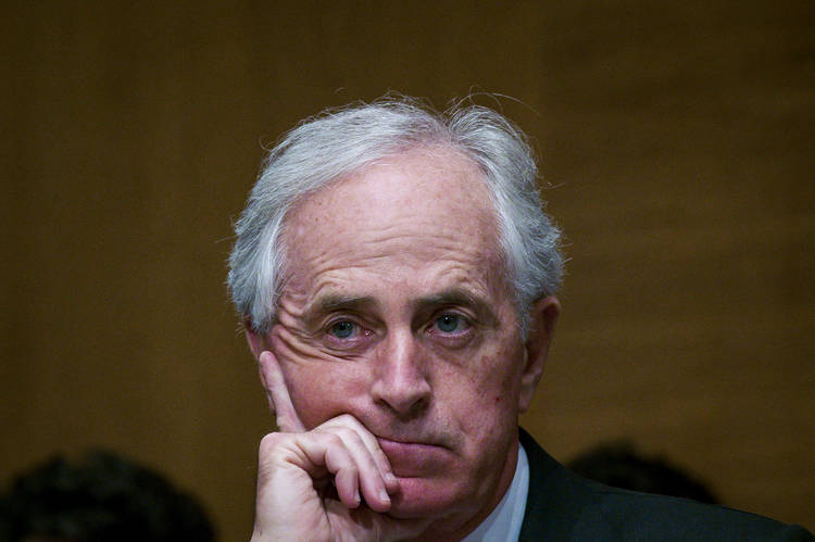 Sen. Bob Corker (R-Tenn.) is reportedly reconsidering his retirement. (Pete Marovich/Getty Images)