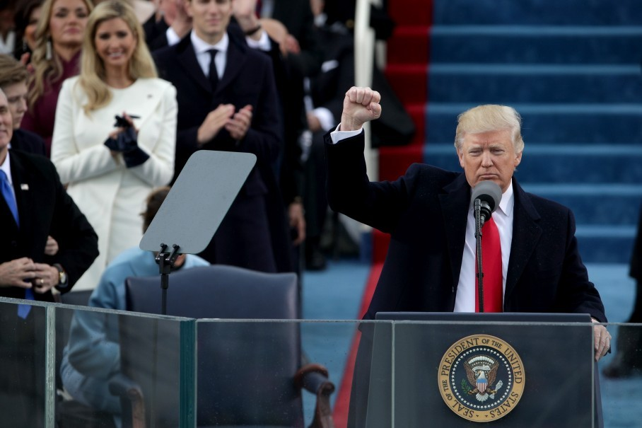 The Daily 202  Donald Trump completes hostile takeover of Washington ... 41de31c1c