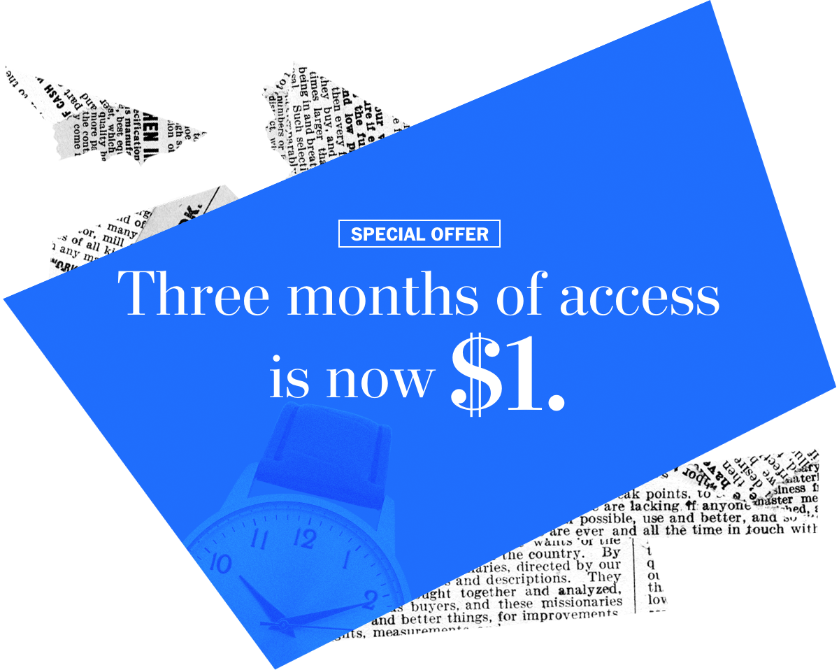 SPECIAL OFFER | 3 months of access is now $1.