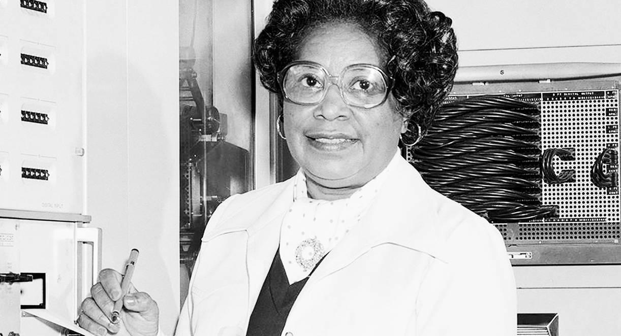 Mary W. Jackson. (NASA)