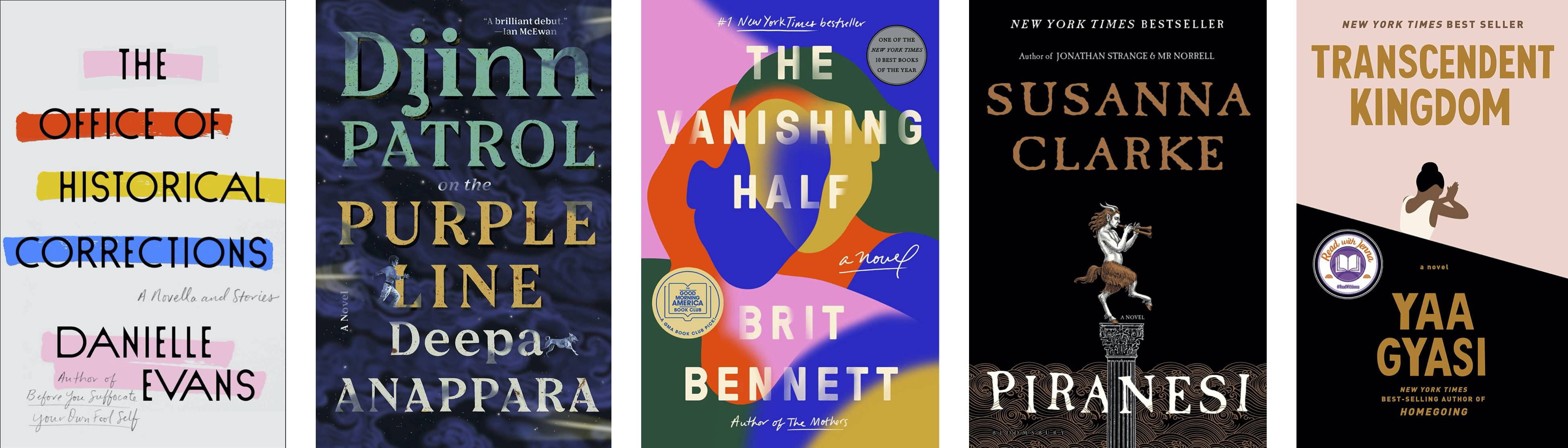 Riverhead; Random House; Riverhead; Bloomsbury; Knopf