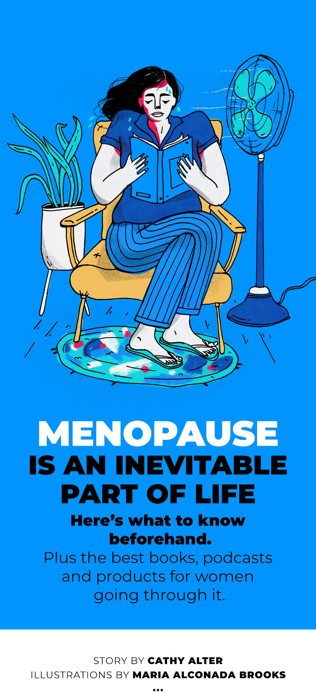 The menopause guide for all ages
