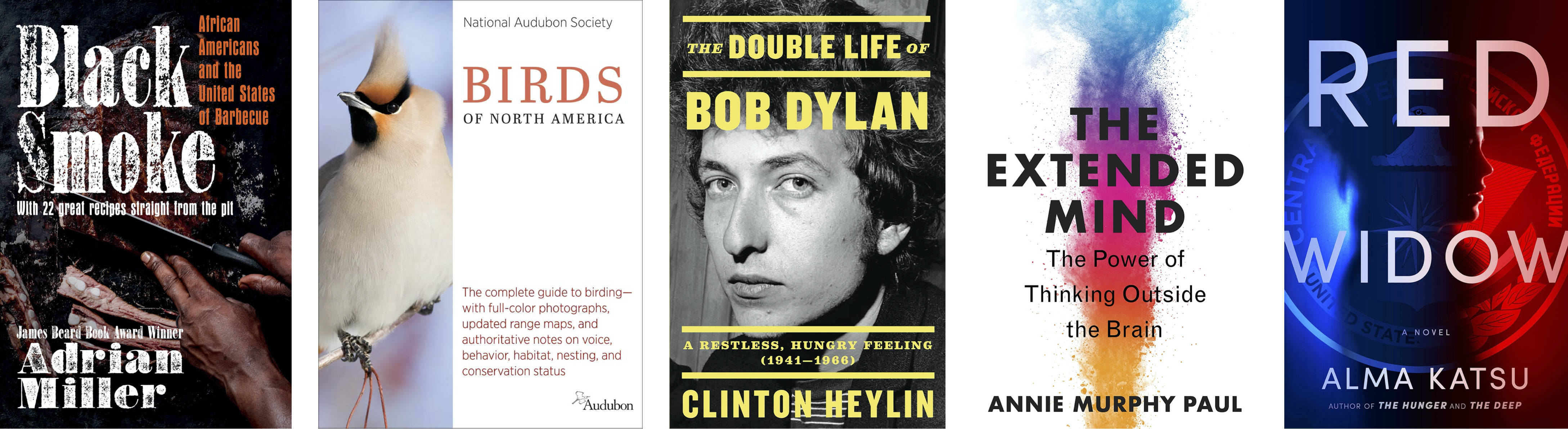 University of North Carolina Press; Knopf; Little, Brown; Houghton Mifflin Harcourt; G.P. Putnam's Sons