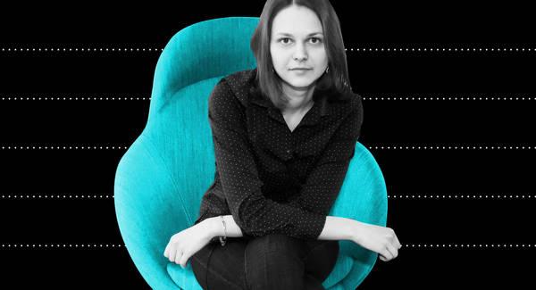 Anna Muzychuk. (Sergei Karazy/Reuters; Lily illustration)