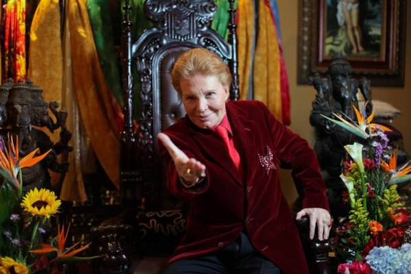 Walter Mercado united Latinos across geography and generations